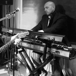 Federico Bortolazzi Tastierista degli IVY Elisa Tribute Band