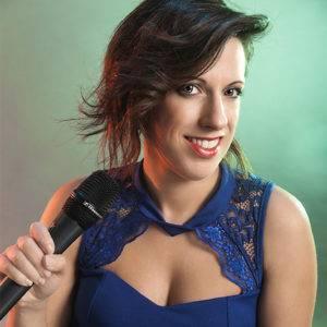 Sara Rossignoli Voce degli IVY Elisa Tribute Band