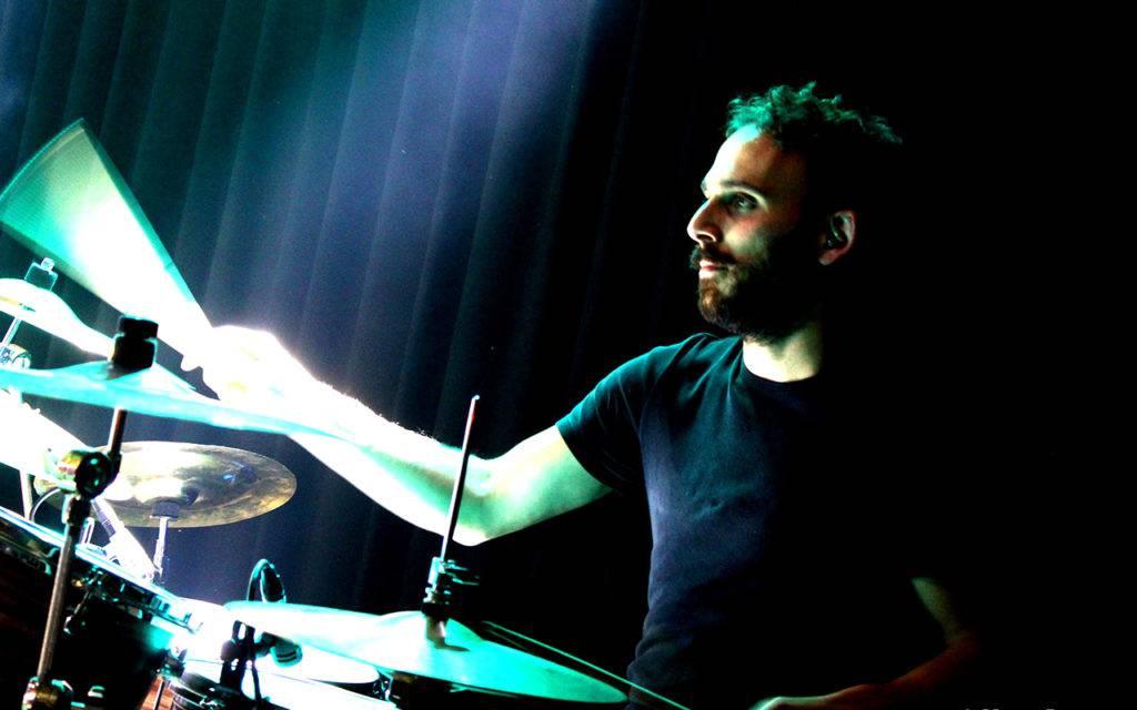 Filippo Parisotto Batterista